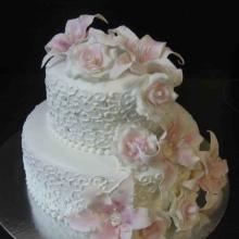 Торт Свадебный №142