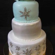 Торт Свадебный №143