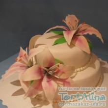 Торт Свадебный. №12