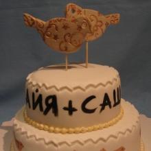 Торт Свадебный. №13