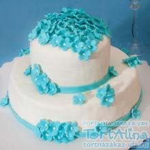 Торт свадебный. №1