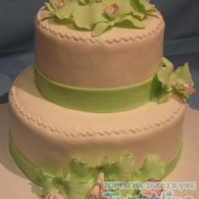 Торт свадебный. №4