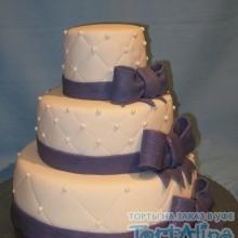 Торт Свадебный. №10