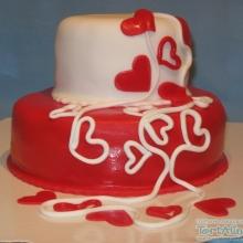 Торт Свадебный. №9