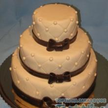 Торт Свадебный. №18