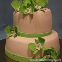 Торт Свадебный. №20