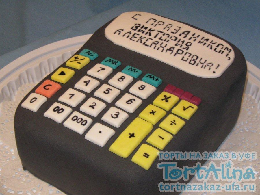 Торт калькулятор фото