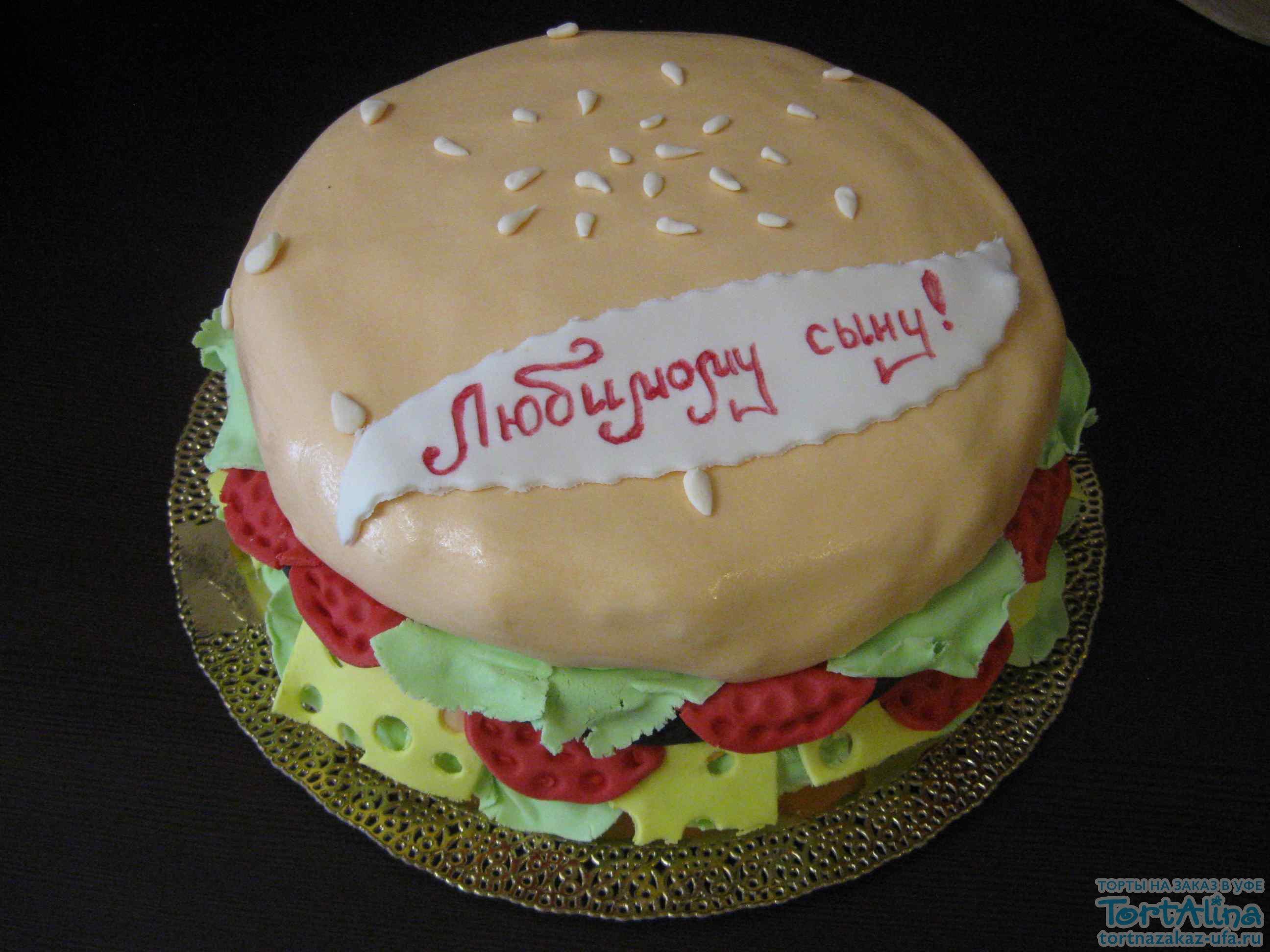 Торт ребенку на 1 день рождения фото 8