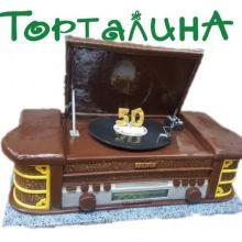Торт Радиола.