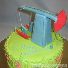 Торт Нефтекачалка