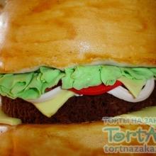 Торт BIG MAC
