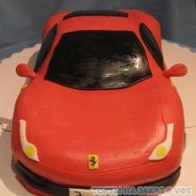 Торт Ferrari Italia. №2 авторский