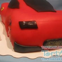 Торт Ferrari Italia. №3 АВторский