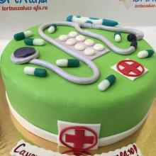 Торт любимому врачу