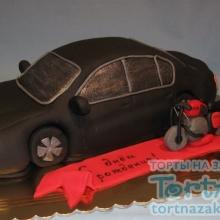 Торт VW Passat