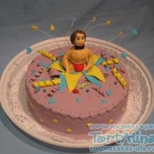 Торт на девичник №2