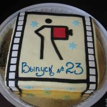 Торт киношколе