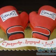 Торт Бокс №3
