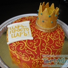 Торт Царю