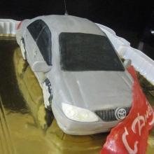 Торт Toyota