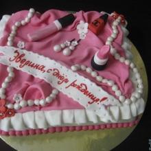 Торт Косметичка №2