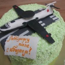 Торт лётчику