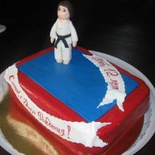 Торт Тотами