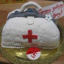 Торт медработнику №3