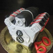 Торт-Двигатель. АВТОРСКИЙ
