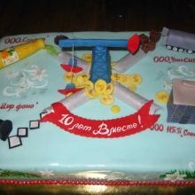Торт Корпоративный №2