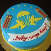 Торт ВДВ