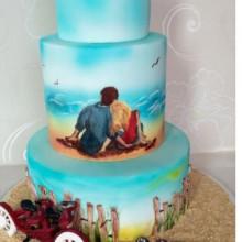 С радостью сделаем этот тортик для Вас