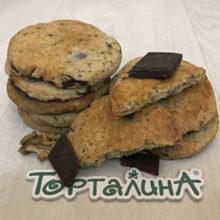 Печенье Шоколадно-Имбирное