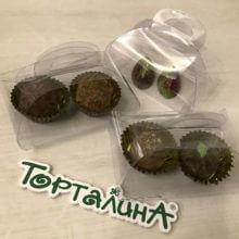 Шоколадные конфеты ручной работы набор 2