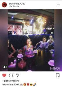 фото детского дня рождения