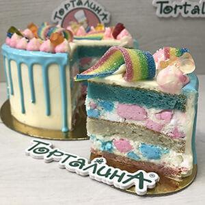 торт Бубль-гум Торталина