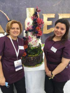 торт кондитерской Торталина, победитель всероссийского кулинарного конкурса