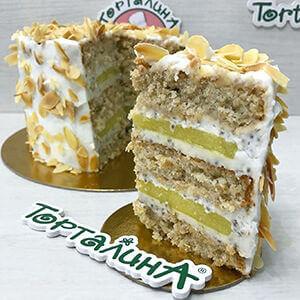 авторская начинка торта Чико кондитерская Торталина