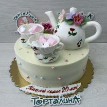 Сладкое чаепитие. Авторский